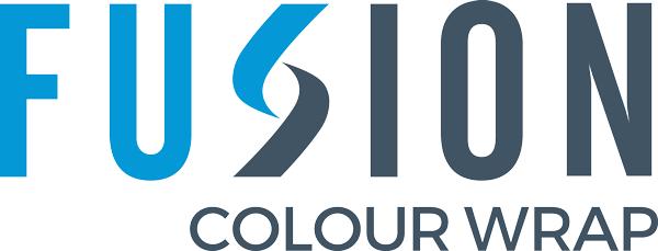 Fusion Colour Wrap logo